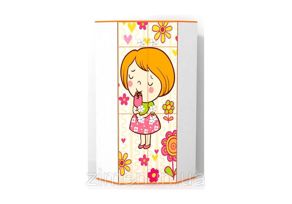 Шкаф угловой Mandarin (Мандаринка)