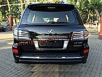 Задняя оптика Supercharger для Lexus LX570 2007-2012гг