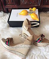 Босоножки Gucci, фото 1