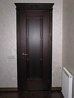 Міжкімнатні дубові двері Південні