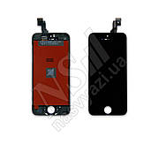 Дисплей APPLE iPhone 5C з чорним тачскріном