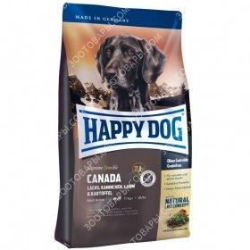 Happy Dog Canada Беззерновой корм для собак с чувствительным пищеварением, 12,5 кг