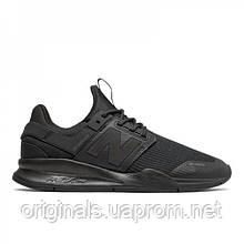 Кроссовки New Balance мужские Trainers 247 Black