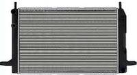 Радиатор Ford Scorpio, Granada 1985-1991 1,8-2,0 ОНС 600*390 МКПП