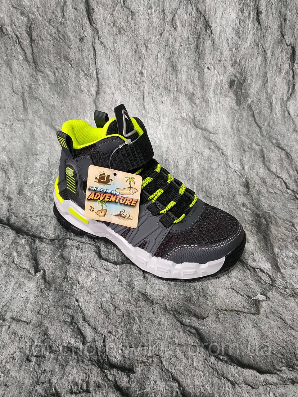 Детские кроссовки Skechers Kids Boys' Adventure Track Sneaker