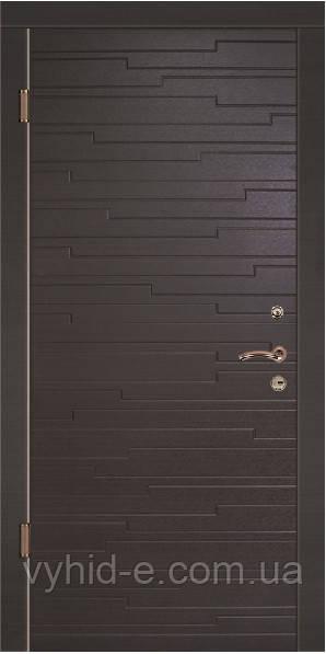 Двери входные Portala. КОМФОРТ Эстепона для квартиры