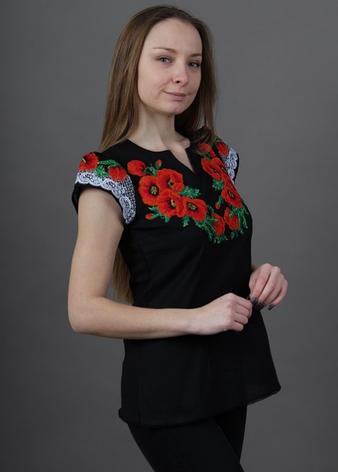 "Блуза  вышиванка ""Марта "", фото 2"