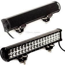 Автофара LED (36 LED) 5D-108W-SPOT прямокутна автофара 108W на 36ламп
