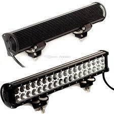 Автофара LED (36 LED) 5D-108W-SPOT прямокутна автофара 108W на 36ламп, фото 2