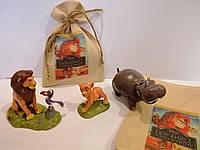 Игрушки с мультфильма  Король Лев  1 фигурка в мешочке, фото 1