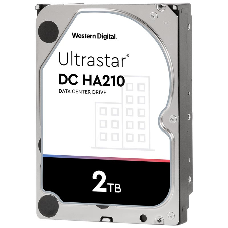 Жесткий диск Western Digital Ultrastar DC HA210 2TB