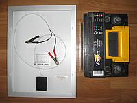 Солнечное зарядное устройство для авто 10 Вт