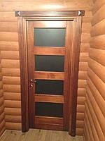 Двері міжкімнатні дерев'яні Руські
