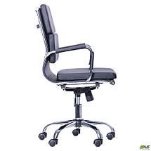 Кресло Slim FX LB (XH-630B) черный TM AMF, фото 2