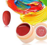 Гель краски и гель лак 2 в 1 Canni, №576