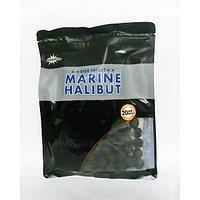 Бойлы тонущие Dynamite Baits Marine Halibut Fresh Sea Salt  20mm 1kg