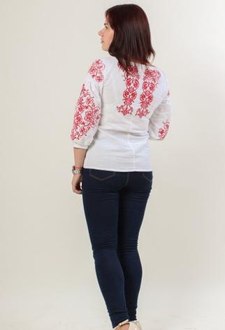 """Блуза  вышиванка """" Карпаты """", фото 2"""
