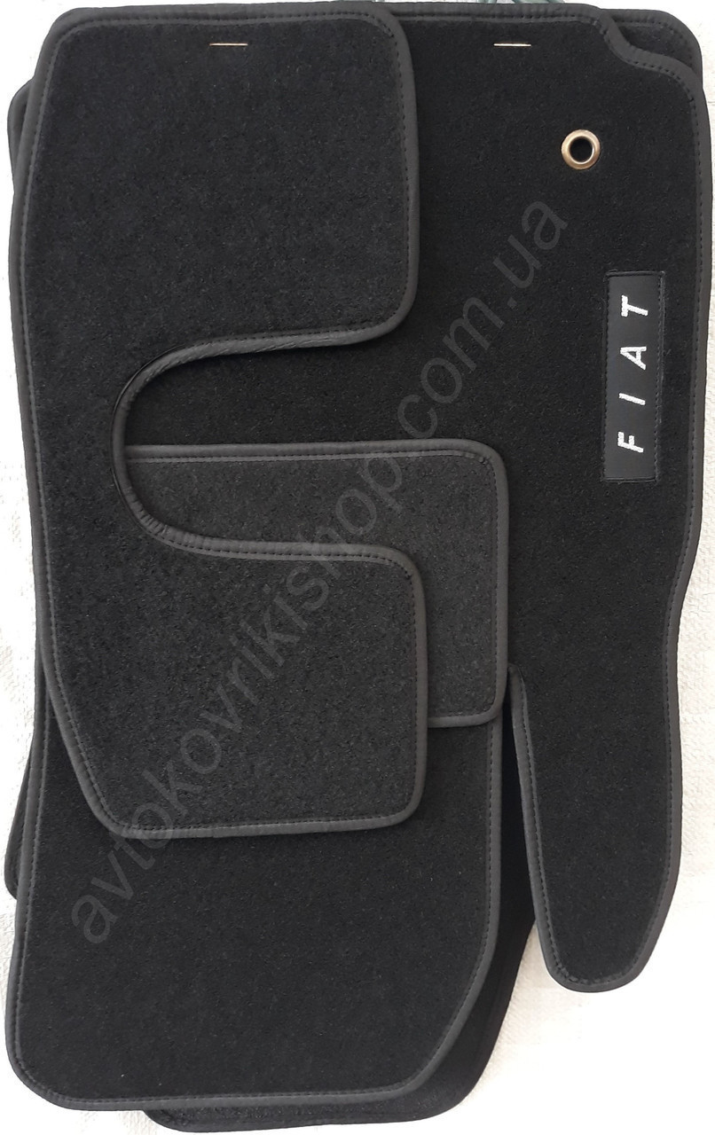 Ворсові килимки Fiat Doblo 2000-2010 (вантажівка) CIAC GRAN