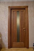 Двері міжкімнатні дерев'яні на замовлення Садові