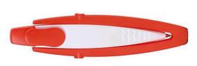 Ручка ber200BC пластиковая стилус, красная, от 100 шт