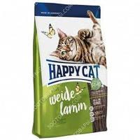 Happy Cat Adult Weide Lamm Корм для взрослых кошек с ягненком, 10 кг, фото 1