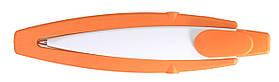 Ручка ber200BC пластиковая, оранжевая, от 100 шт