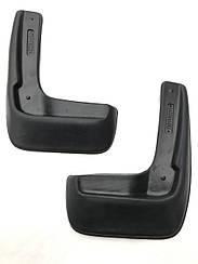 Брызговики передние L.Locker для VW Polo V sedan 2010-