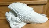 Скульптура Ангел в крылышках №3 38*20 см полимер, фото 4