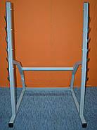 Стойки под штангу наклонные MALCHENKO до 300 кг. Профессиональная серия ( STRONG-SPSN ), фото 3