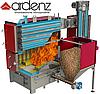 Котел твердотопливный с механизированной подачей пеллет Ardenz  ТМ-1250 кВт (Арденз)