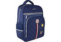 """Школьный рюкзак для мальчика в молодежном стиле """"Star"""" Cool For School 86567-01"""
