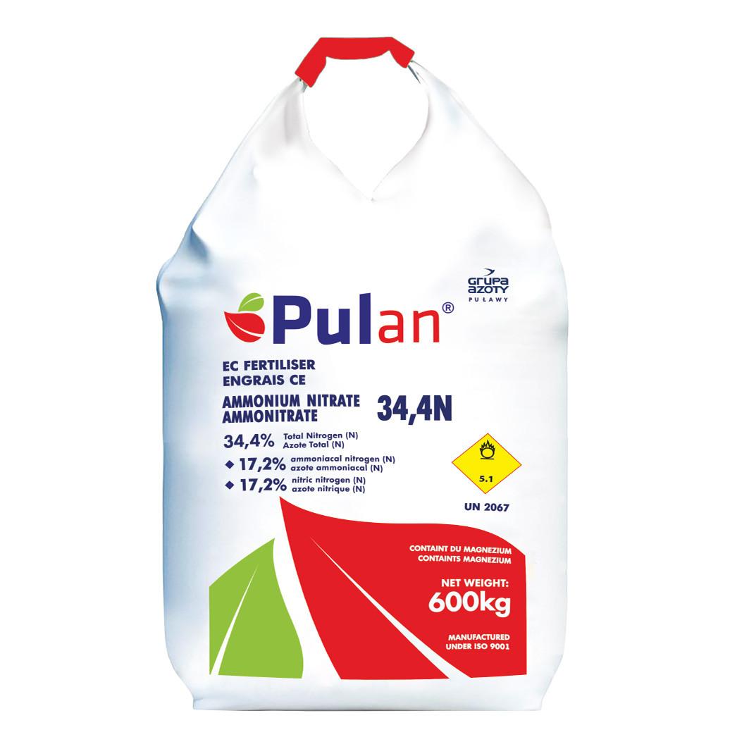 Аміачна Селітра Pulan (34,4%) Grupa Azoty - 600 кг