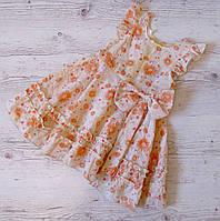 Детское летнее платье р.104-128 Эмилия-2, фото 1