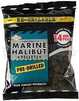 Пеллетс насадочный Dynamite Baits Marine Halibut Pre-Drilled Pellets 14mm 350g