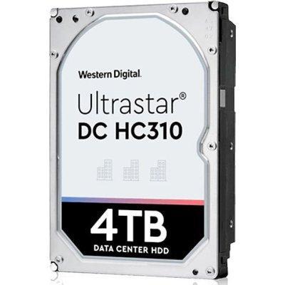 Жесткий диск Western Digital Ultrastar DC HC310 4TB .