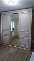 Двери-купе с плёночными панелями, фото 1