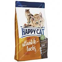 Happy Cat Adult Atlantik Lachs Корм для взрослых кошек с лососем, 10 кг