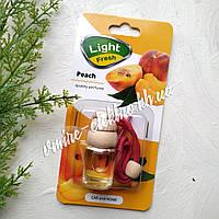 Ароматизатор в машину (персик) Light Fresh Peach