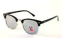Солнцезащитные очки в стиле рей бан клаб мастер, солнцезащитные очки в стиле Rayban clubmaster