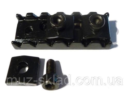 Paxphil PL002 BK верхний порожек для электрогитары, топлок