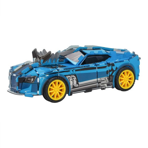 Пазл 3D Гоночний автомобіль синій Spin Master (SM98388/6044918-1)