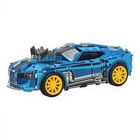 Пазл 3D Гоночний автомобіль синій Spin Master (SM98388/6044918-1), фото 1