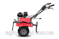 Бензиновый мотоблок Bizon 900 LUX(красный цвет) , фото 3