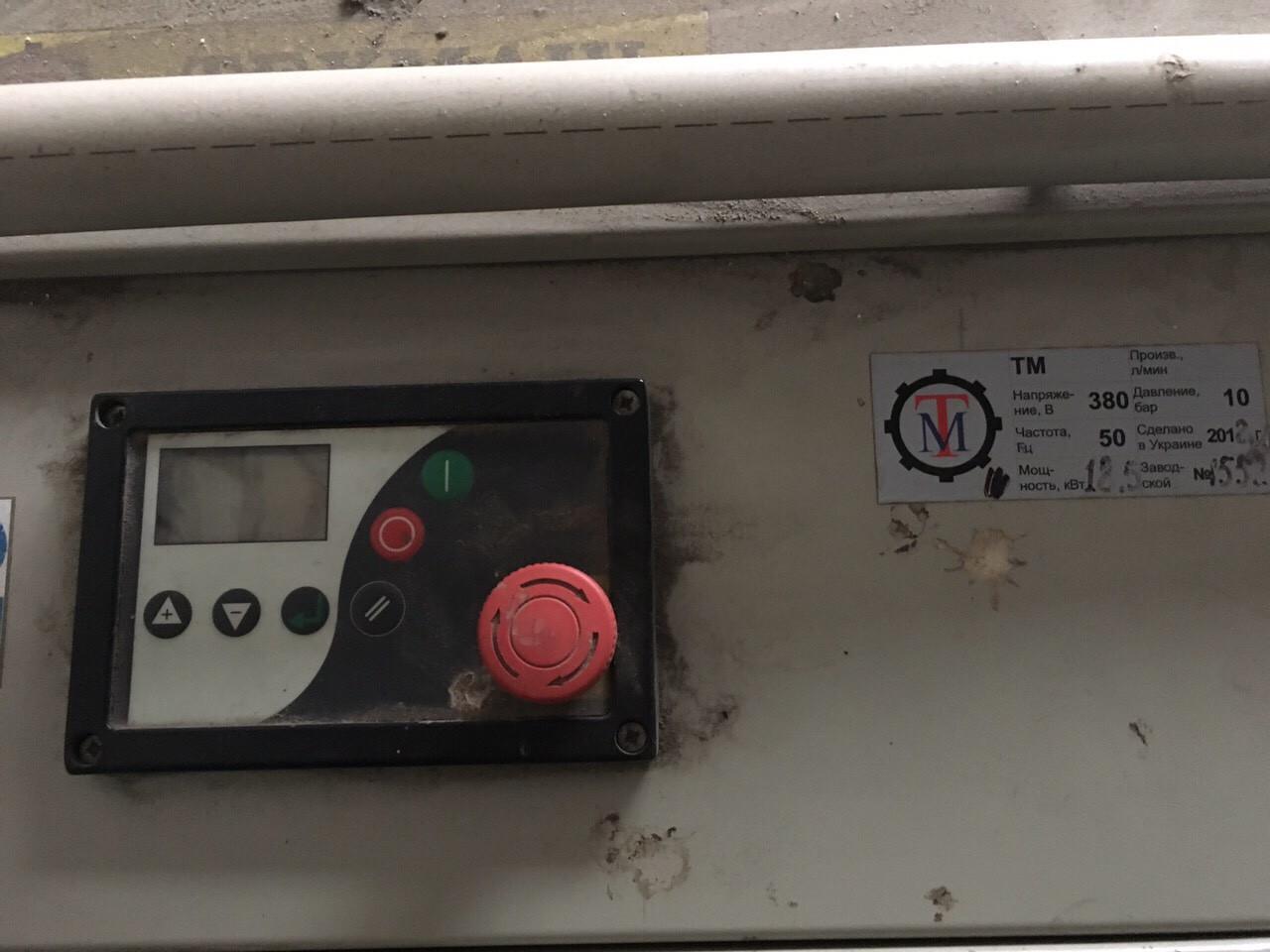 Компрессор промышленный  ТМВ 100-18