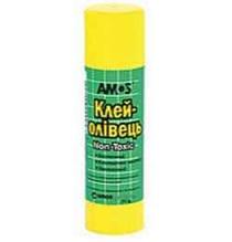 Клей-олівець Amos GSW 35, 35гр.