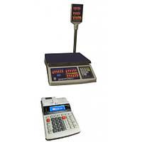 Весы торговые ВТД-РС с подключение к РРО, фото 1