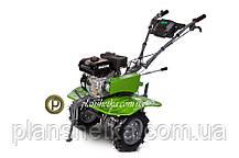 Бензиновый мотоблок BIZON 900 LUX (зеленый цвет), фото 3