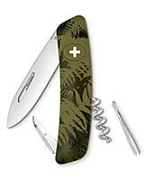 Нож  Swiza C01, olive fern