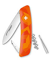 Нож  Swiza C01, orange urban