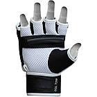 Снарядные перчатки, битки RDX Leather S, фото 2